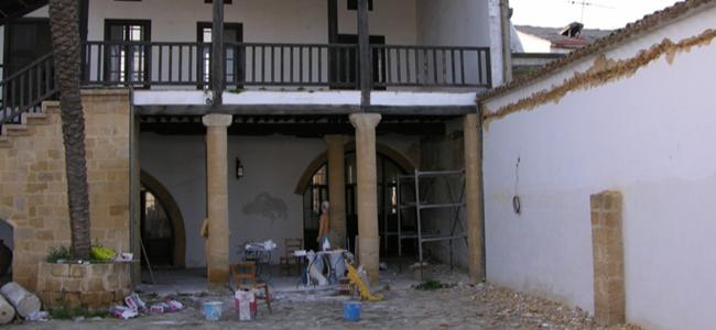 Lüzinyan Evi restore ediliyor