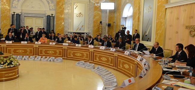 Türkiye dahil 11 ülkeden Suriye açıklaması