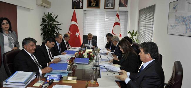 Girne'de toplandılar