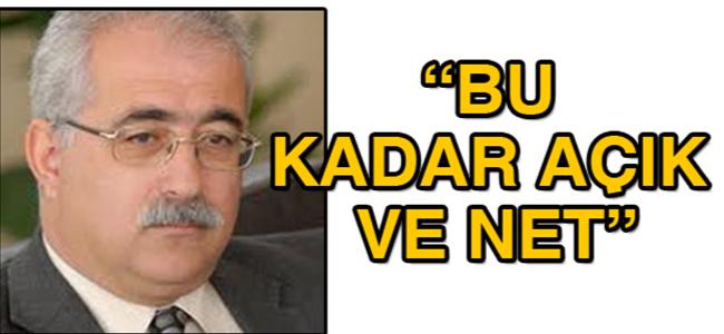 Sorun çözülecek, ya da Kıbrıslı Türkler yok olacak
