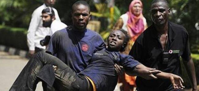 Kenya'da alışveriş merkezine kanlı saldırı