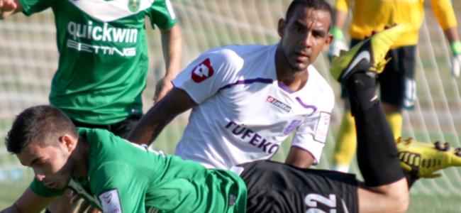 Bostancı'da kritik maç