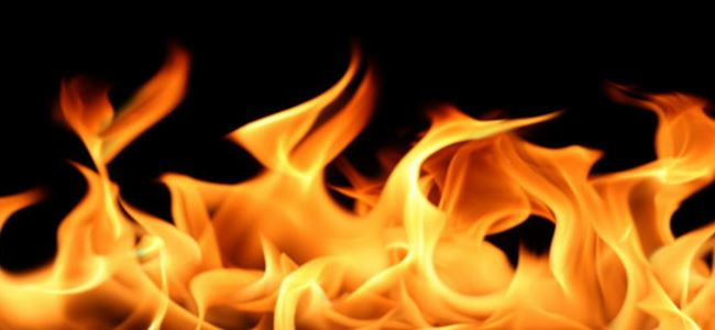 ev yangını!