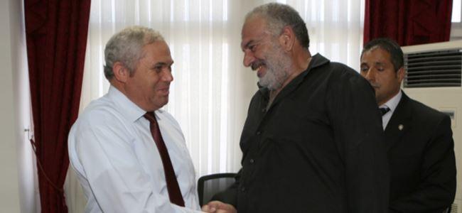Başbakan ile  çiftçiler görüştü!