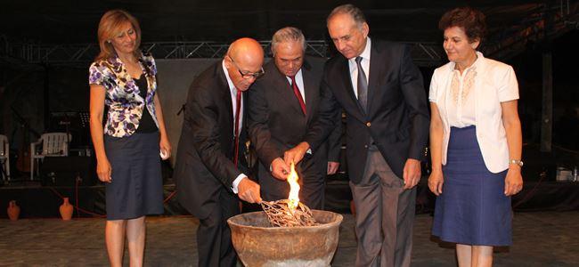 12'inci Girne Zeytin Festivali Başladı