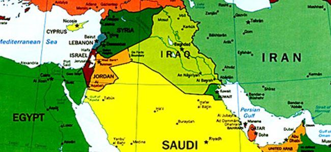 'Ortadoğu'da 5 devlet parçalanacak'