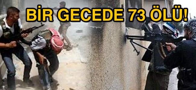 Suriye'de katliam devam ediyor!