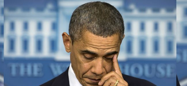 Kriz Obama'ya gezi iptal ettirdi