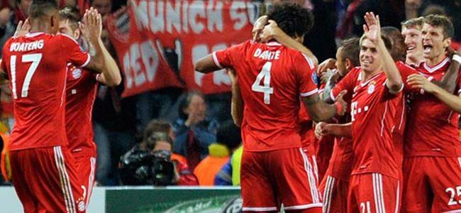 Bayern Münih, M. City'i dağıttı!