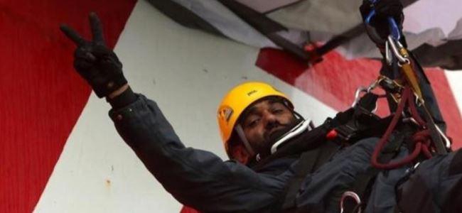 14 Greenpeace'çiye 'korsanlık' suçlaması