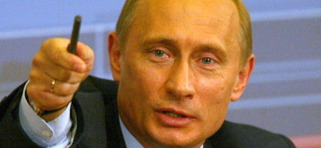 Putin, Açık Mikrofon Kurbanı Oldu
