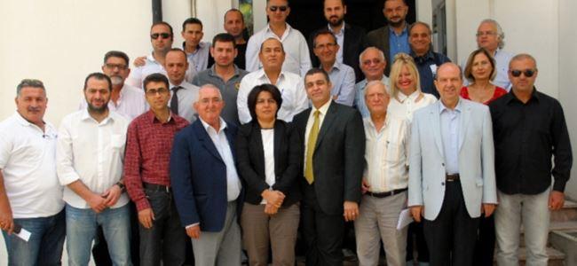 Dış Basın Birliği'nin Yeni Başkanı Arslan Mengüç