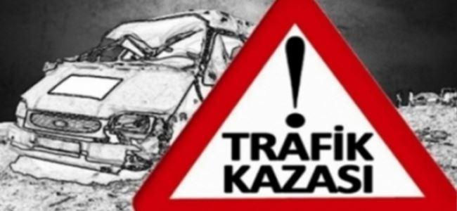 Haftalık Trafik Bilançosu: 65 Kazada 13 Kişi Yaralandı