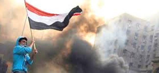 Mısır'da askerlere saldırı