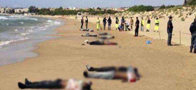 Göçmen faciasında ölü sayısı 289′a yükseldi
