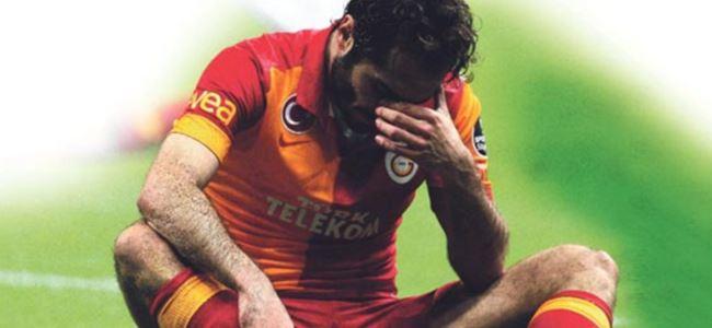 Galatasaray'da  şok! 2 ay yok