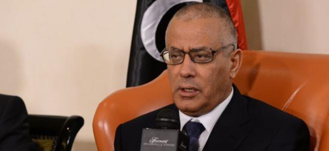Libya Başbakanı Ali Zeydan kaçırıldı