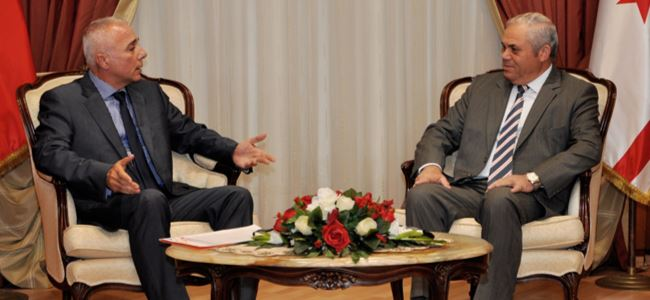 Kıbrıs Türk Otelciler Birliği, Başbakan Özkan Yorgancıoğlu İle Görüştü