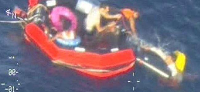 Akdeniz'de Yine Kaçak Teknesi Faciası