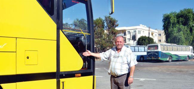 Otobüsçülerde Kapı Huzursuzluğu