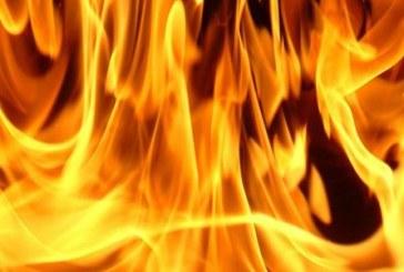 Mevlevi'de yangın!