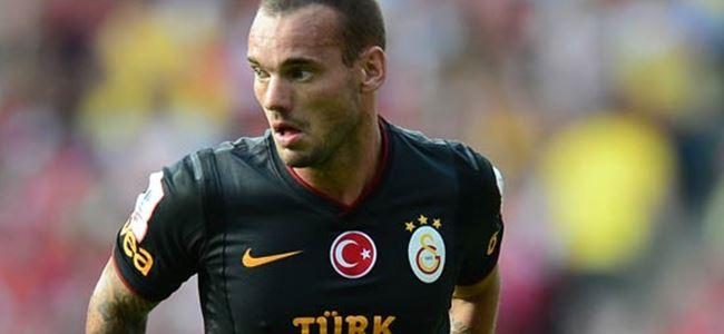 Sneijder geri dönebilir!
