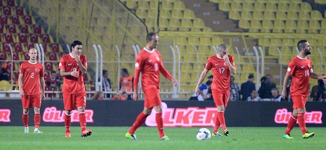 Rüyadan Hollanda uyandırdı: 0-2