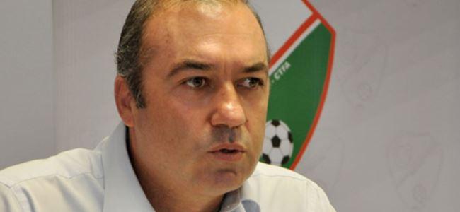 KTFF Başkanı Sertoğlu, Zürih'te KOP İle Görüşecek