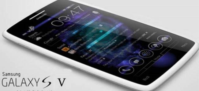Samsung Galaxy S5 Bomba Gibi Geliyor