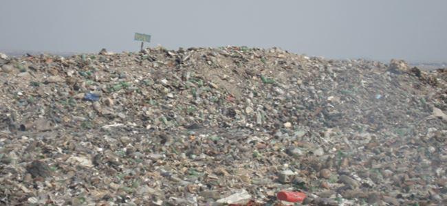 Çatoz Çöplüğü Hastalık Saçıyor