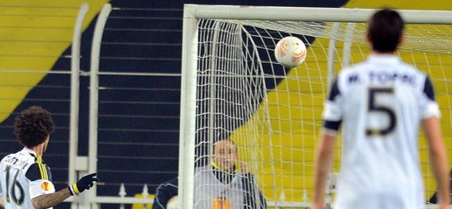 Fener Avrupa'ya ses verdi:1-0