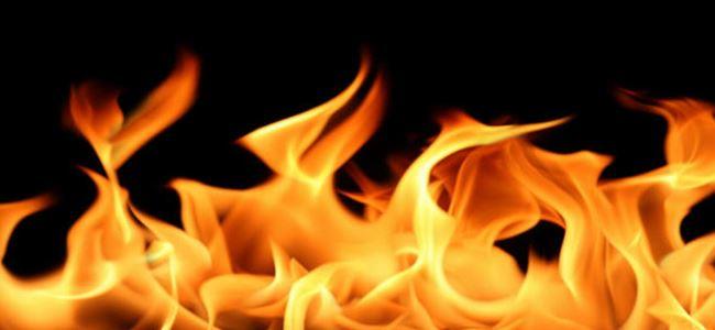 iki günde 25 yangın