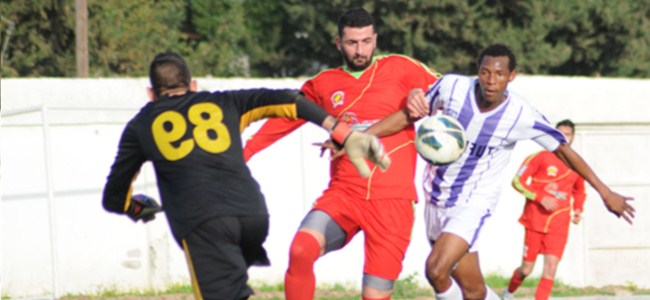 Karadağ'da kazanan yok: 1-1