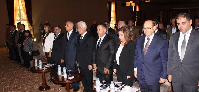 Birlik Başkanlığına Yeniden Hüseyin Aktığ Getirildi