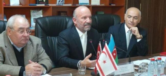 YDÜ Kurucu Rektörü Dr. Suat Günsel'e Fahri Doktora Verildi