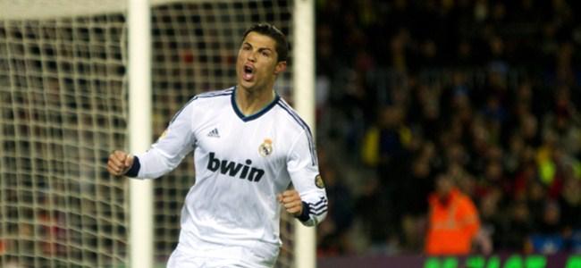 Nou Camp'ın Kral'ı Ronaldo!