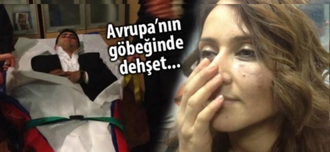 Fransız Meclisi'nde Azerilere linç girişimi