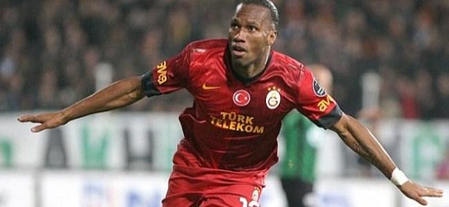 UEFA'nın Drogba kararı…
