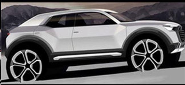 En küçük Audi geliyor!