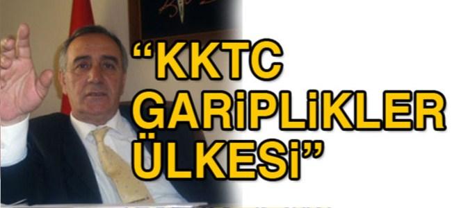 """""""KKTC gariplikler ülkesi"""""""