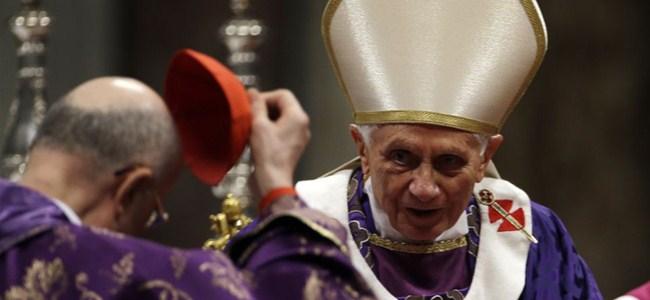 Vatikan'a geçici papa