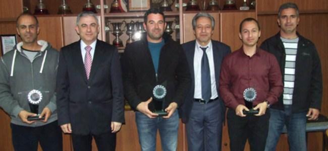 Planör F3J Ligi'nde zirve Tezel'in