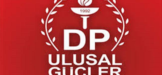 Photo of DP/UG,  Denktaş'ın 2'nci ölüm yıldönümü nedeniyle mesaj yayımladı.