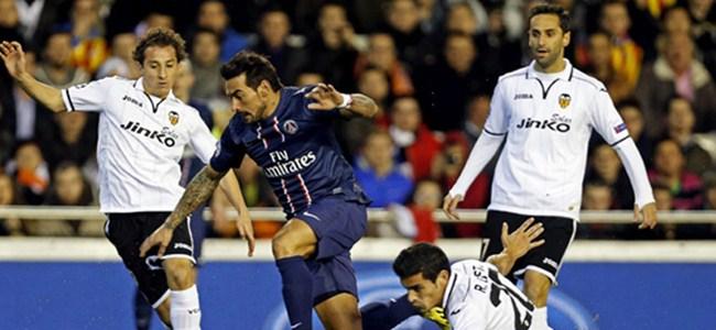 PSG Fransa'da avantajını kullandı:1-1