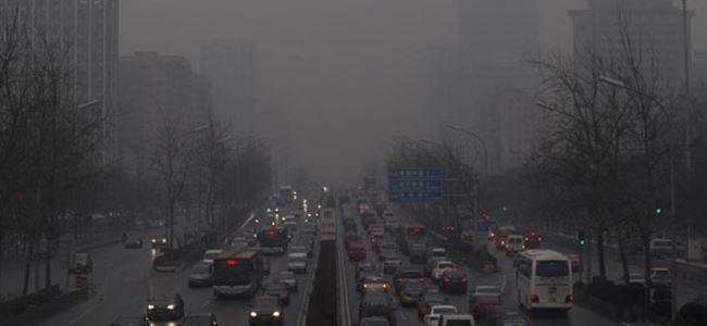 Çin'in hava kirliliği ABD'yi tehdit ediyor