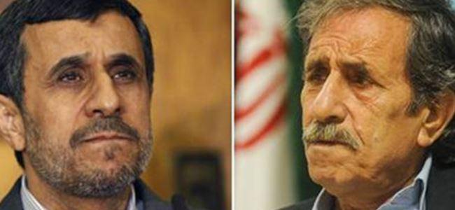 Tek suçu Ahmedinejad'a benzemek