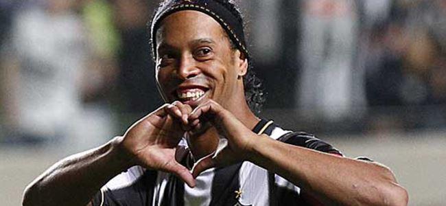 Müthiş İddia! Ronaldinho'nun sponsoru...