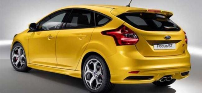 Dünyanın ilk tercihi Ford Focus