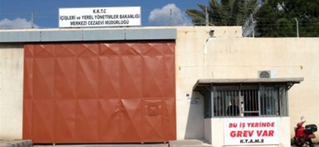 Merkezi Cezaevi'nde iki saatlik uyarı grevi