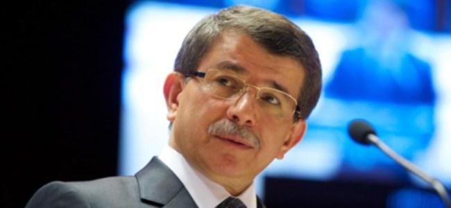 Davutoğlu Rum gazetesine konuştu